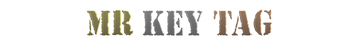 Mr. Key Tag logo